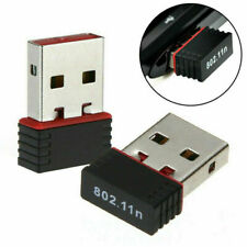 USB WiFi Wireless Adapter Mini Network Dongle 150Mbps 802.11n Linux Windows