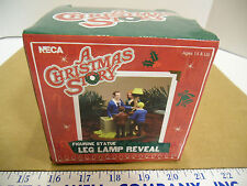 Neca A Christmas Story Leg Lamp Reveal Figurine Statue - NEW Sealed Box