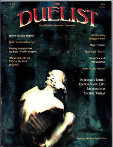 The Duelist The Official Deckmaster Magazine #3 Fall 1994