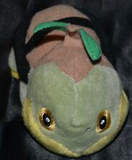 "6"" Turtwig Pokemon Plush Dolls Toys Stuffed Animals JAKKS Pacific 2007 Vintage"