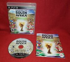 2010 FIFA World Cup South Africa (Sony PlayStation 3 PS3, 2010)