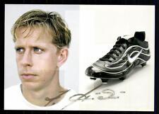 Jörg Heinrich AC Florenz Nike Autogrammkarte 1999 Original Signiert +A45000