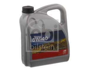 Febi Engine Oil 5W-40 4 Litre 32937 - BRAND NEW - GENUINE - 5 YEAR WARRANTY