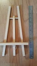 """12"""" Picture Display Artist Mini Easel Table Desk Top Wooden"""