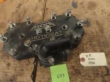 Arctic Cat ZR ZL 500 Engine Head - PERFECT DOMES! 1998-1999