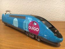 MEHANO LOCOMOTIVE FAUSSE MOTRICE SNCF TGV DUPLEX OUIGO - HO 1/87