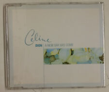 Celine Dion A New Day Has Come Cd-Single Alemania 2002