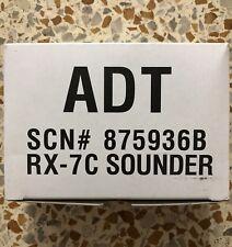 NEW ADT Mini-Alert Siren Sounder Alarm HUGE LOT of 10 # 875936B