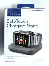 Insignia - Charging Stand for Apple Watch - Gray