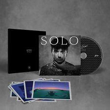 Ultimo Solo Cd Box Deluxe Con 17 Tavole Illustrate Pre Ordine dal 22 Ottobre