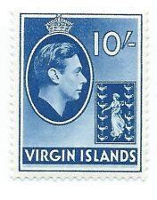 British Virgin Islands Single Stamps