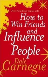HOW TO WIN FRIENDS AND INFLUENCE PEOPLE by Dale Carnegie (Paperback, 2004) NEW
