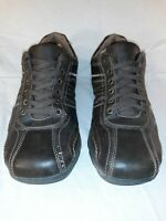 Sonoma Life + Style Leather Ike Brown Size 10 Mens shoes