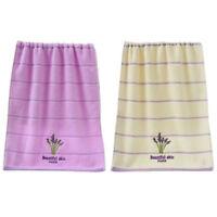 34*75cm Soft Bath Printed Aromatherapy Face Towel Lavender Hand 100% Cotton