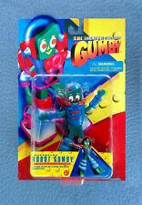 ROBOT GUMBY THE INCREDIBLE ADVENTURES OF GUMBYY TRENDMASTERS ACTION FIGURE