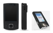 Etui Housse Silicone (NOIR) ~ Samsung GT i8510 INNOV8
