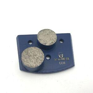 Grit 60s soft bond Concrete Diamond Grinding Disc for Lavina Edco Grinder