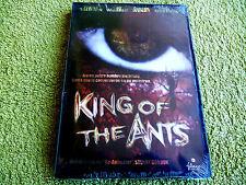 KING OF THE ANTS - Stuart Gordon 2003 - Precintada