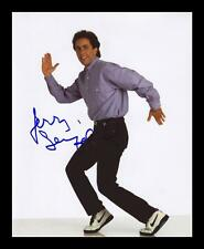 JERRY SEINFELD AUTOGRAPHED SIGNED & FRAMED PP POSTER PHOTO
