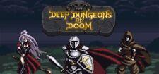 Mazmorras profundas de la clave de vapor Doom descarga digital para PC y Mac
