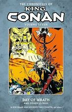 Chronicles of King Conan Volume 7: Day of Wrath and Other Stories, Kraar, Don