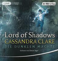 Die Dunklen Mächte 2 Lord of Shadows von Cassandra Clare (09.10.2017,Mp3-Hörbuch