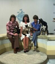 """SALE!!! - Peter Purves & John Noakes UNSIGNED 10"""" x 8"""" photo - Blue Peter - A109"""