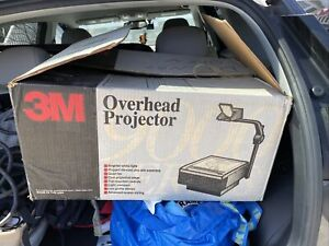 3M Overhead Projector 9100 -  Model 9100 - Tested &  Working
