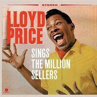 Price- LloydSings The Million Sellers + 2 Bonus Tracks (New Vinyl)