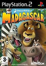 Madagascar PS2 (sans manuel) jeux game games spelletjes spellen 3067