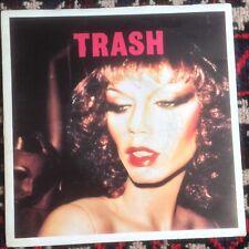ROXY MUSIC trash/trash 2 1979 UK POLYDOR PS 45