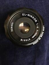 NIKON EL-NIKKOR 50mm f4 Enlarger Lens