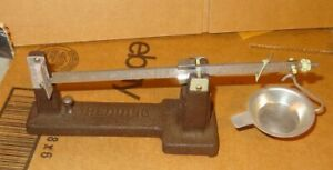 Vintage Redding Powder and Bullet Scale Reloading Tool