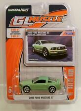 2006 '06 2007 '07 FORD MUSTANG GT LEGEND GREEN DIECAST GL MUSCLE R11 GREENLIGHT