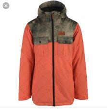 Oakley Cedar Ridge Biozone Insulated Ski/Snowboard Jacket Size Large #412153