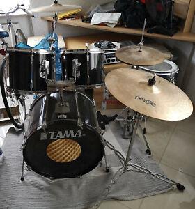Tama Rockstar Schlagzeug Drumset sehr guter Zustand
