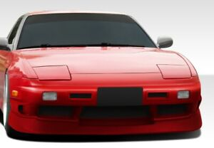 89-94 Fits Nissan 240SX GT-1 Duraflex Front Body Kit Bumper!!! 107819