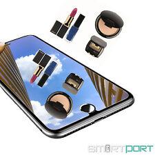 iPHONE 7+ 8+ PLUS PANZERGLAS MIT SPIEGEL EFFEKT DISPLAY SCHUTZGLAS ULTRA DÜNN 9H