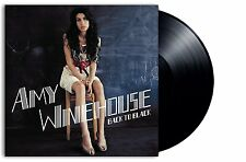 "AMY WINEHOUSE "" BACK TO BLACK VINYL ALBUM """