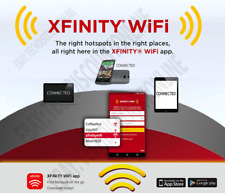 Xfinity WiFi Hotspot Internet Access 3 Years Access END Monthly Payments