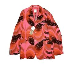COMME DES GARCONS HOMME PLUS Rare Pink XL Blazer/Jacket NWT $1,135
