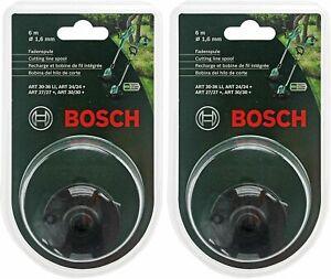 Bosch ART 24 27 30 30-36 LI Strimmer Trimmer Cutting Line Spool Feed 12m, 1.6mm