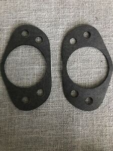 Air Cleaner to Carb Gaskets Fits Austin Healey 3000 BJ8 w/ HD Carb 1964-1967