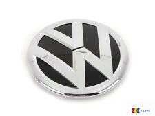 NEW GENUINE VW CC 09-12 FRONT CENTER GRILL VW BADGE EMBLEM CHROME 3C8853601A FXC