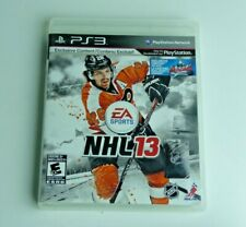 NHL 13 Ps3 Good Condition Tested