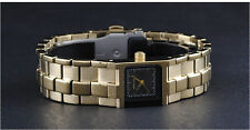 DIESEL LADIES STAINLESS STEEL GOLD COLLECTION WATCH DZ5246
