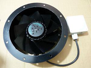 Systemair AR 200E4-K 20cm Axial Extractor Fan
