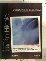 FRONTERAS DE LA CIENCIA NUEVOS CASOS + LIBRO CUARTO MILENIO IKER JIMENEZ