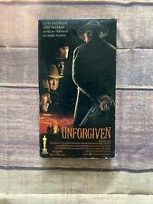 Unforgiven- Vhs 1993 In good shape! ~ Free Shipping!~