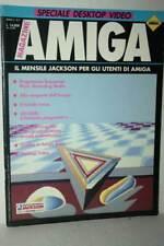 RIVISTA AMIGA MAGAZINE ANNO 2 NUMERO 7 USATA BUONO EDIZIONE ITALIANA FR1 54747